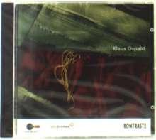 Klaus Ospald (geb. 1956): Klavierquartett für Klarinette, Cello, Posaune & Klavier, CD