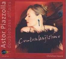 Astor Piazzolla (1921-1992): Le Grand Tango für Kontrabass & Klavier, CD