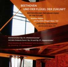 Ludwig van Beethoven (1770-1827): Klaviersonaten Nr.21-23, CD