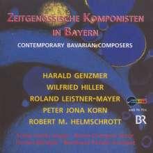 Franz Lörch - Zeitgenössische Komponisten in Bayern, CD