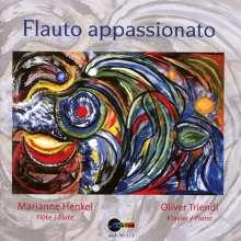 Marianne Henkel & Oliver Triendl - Flauto appassionato, CD