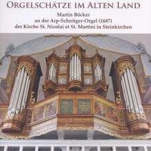 Martin Böcker - Orgelschätze im Alten Land, CD
