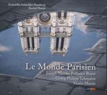 Ensemble Schirokko - Le Monde Parisien, CD