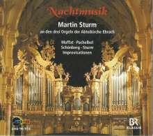 Martin Sturm - Nachtmusik, CD