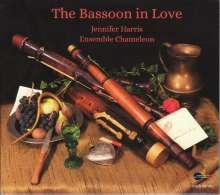 Jennifer Harris - The Bassoon in Love, CD