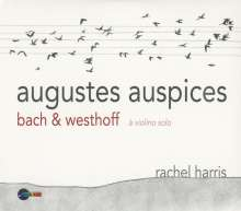 Rachel Harris - Augustes Auspices, 3 CDs