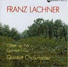 Franz Lachner (1803-1890): Bläserquintett Nr.1 F-dur, CD