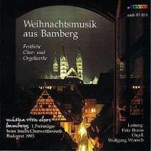 Musica-Viva-Chor Bamberg, CD