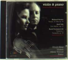 Ursula Berg,Violine, CD