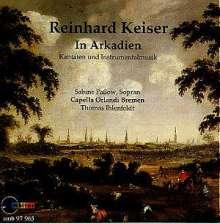 Reinhard Keiser (1674-1739): Kantaten, CD