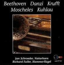 Musik f.Naturhorn & Hammerklavier, CD