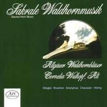 Sakrale Waldhornmusik, CD