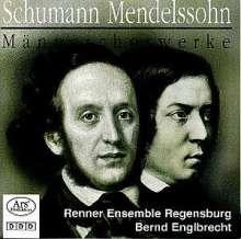 Robert Schumann (1810-1856): Werke für Männerchor, CD