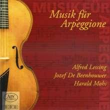 Franz Schubert (1797-1828): Arpeggione-Sonate D.821 für Arpeggione & Hammerklavier, CD