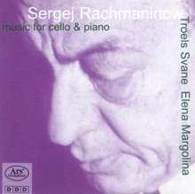Sergej Rachmaninoff (1873-1943): Sonate für Cello & Klavier op.19, CD