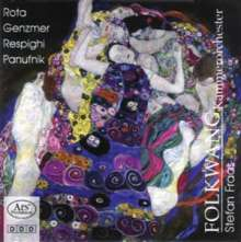 Nino Rota (1911-1979): Concerto for Strings, CD