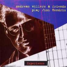 Andreas Willers (geb. 1957): Plays Jimi Hendrix - Experience, CD