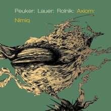 Peuker: Lauer: Rolnik: Axiom: Nimiq, CD