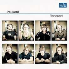 Peuker8: Resound, CD