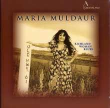 Maria Muldaur: Richland Woman Blues (180g HQ Vinyl + 45 rpm Bonus-LP), 2 LPs