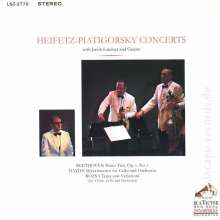 Heifetz-Piatigorsky Concerts (180g), LP
