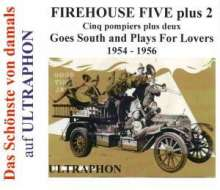 The Firehouse Five Plus Two: Goes South And Plays For Lovers, CD