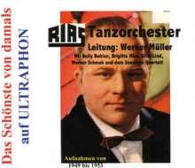 RIAS-Tanzorchester: Aufnahmen von 1949-1953, CD