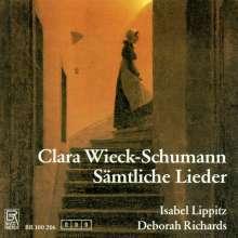 Clara Schumann (1819-1896): Lieder, CD