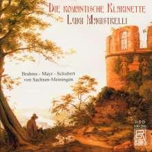 Johann Simon (Giovanni Simone) Mayr (1763-1845): 12 Bagatellen für Flöte,Klarinette,Bassetthorn, CD