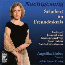 Angelika Huber - Schubert im Freundeskreis, CD