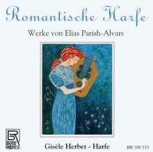 Elias Parish-Alvars (1808-1849): Kammermusik für Harfe, CD