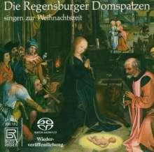Die Regensburger Domspatzen singen zur Weihnachtszeit, CD