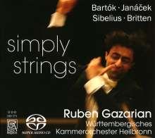 Württembergisches Kammerorchester Heilbronn - Simply Strings, SACD