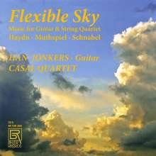 Han Jonkers - Flexible Sky (Musik für Gitarre & Streichquartett), CD