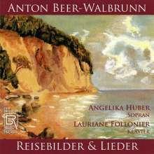 Anton Beer-Walbrunn (1864-1929): Lieder & Klavierstücke, CD