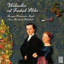 Friedrich Silcher (1789-1860): Weihnachtslieder, CD