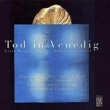Lajos Lencses - Tod in Venedig, CD