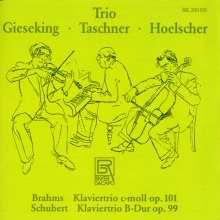 Johannes Brahms (1833-1897): Klaviertrio Nr.3 op.101, CD