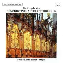 Die Orgeln der Benediktinerabtei Ottobeuren, CD