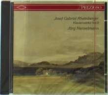 Josef Rheinberger (1839-1901): Klavierwerke, CD