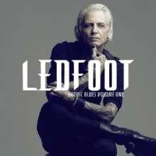 Ledfoot: Gothic Blues Volume One, CD