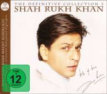 Shah Rukh Khan: Filmmusik: The Definitive Collection Vol. 2, CD