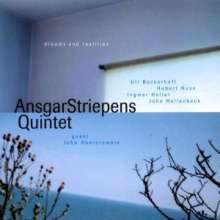 Ansgar Striepen: Dreams And Realities, CD