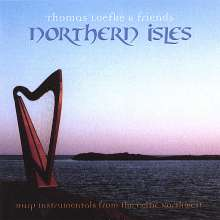 Thomas Loefke: Northern Isles, CD