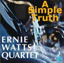 Ernie Watts (geb. 1945): A Simple Truth, CD
