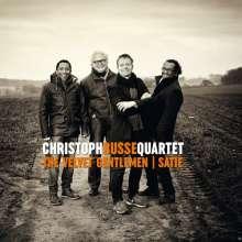 Christoph Busse (geb. 1963): The Velvet Gentlemen/Satie, CD