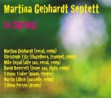 Martina Gebhardt: In Spring, 2 CDs