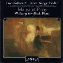 Franz Schubert (1797-1828): Lieder, LP