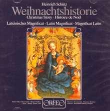 Heinrich Schütz (1585-1672): Historia der Geburt Christi SWV 435 (120 g), LP