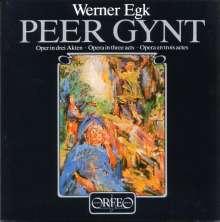 Werner Egk (1901-1983): Peer Gynt, 2 CDs